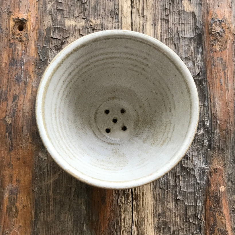 Handmade Haven Draining Soap Bowl. Handmade, Stoneware.