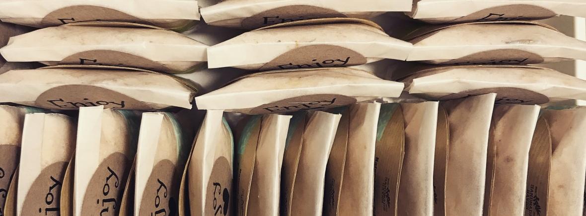 Handmade Haven Salt Sachets, Individual Sachets, Subscription Box Samples,